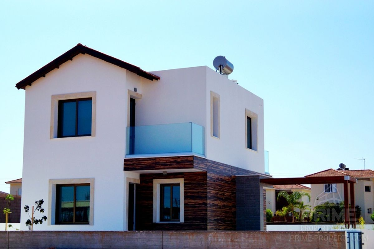 Предложение № 8294 - Protaras, Villa 126 м2