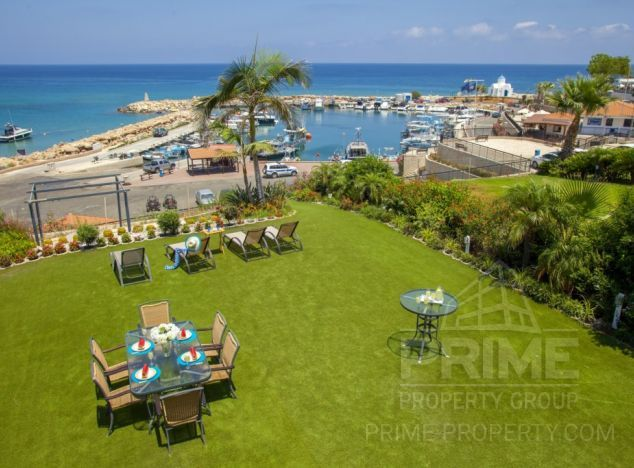 Cyprus property, Villa for holiday rent ID:8302