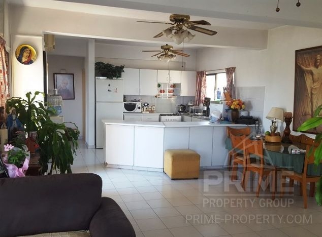 Cyprus property, Penthouse for sale ID:8305