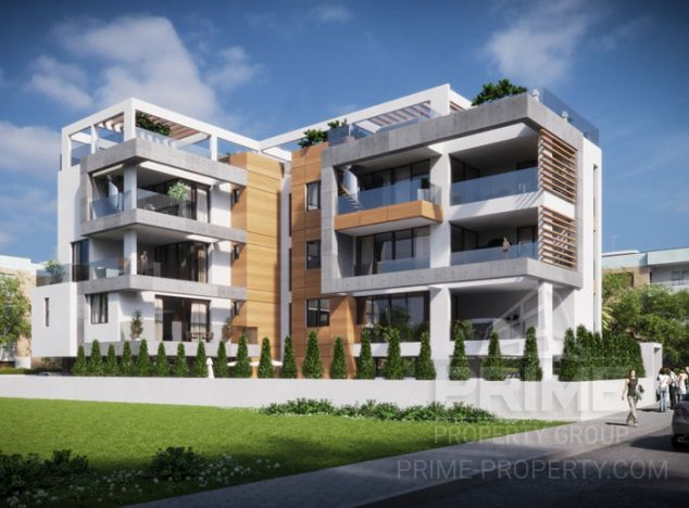 Cyprus property, Apartment for sale ID:8310