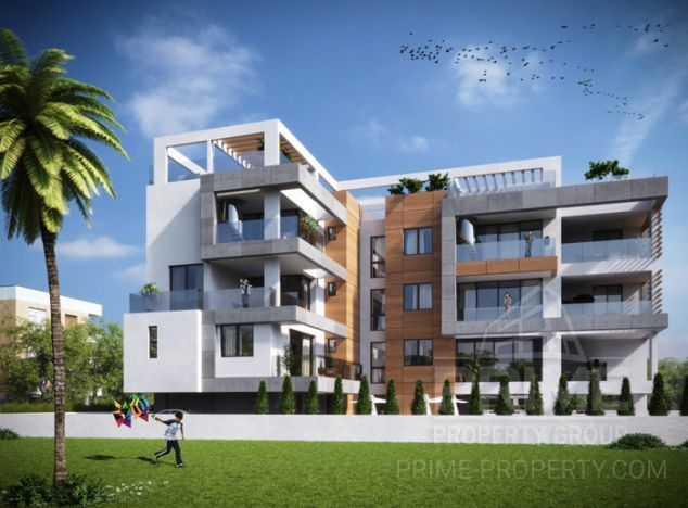 Cyprus property, Apartment for sale ID:8312