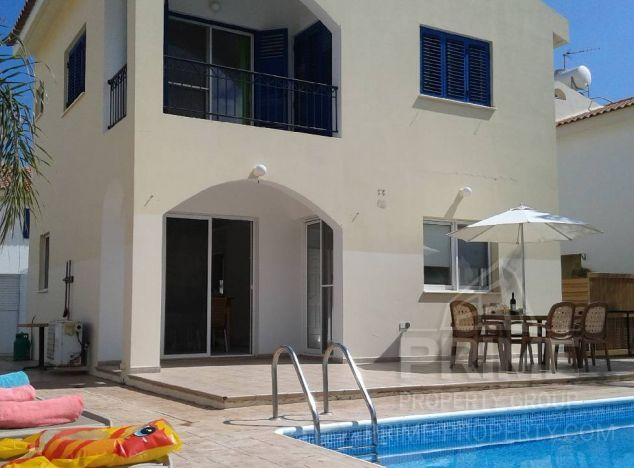 Cyprus property, Villa for holiday rent ID:8320