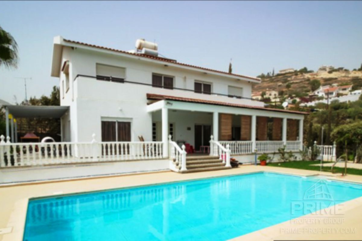 Предложение № 8332 - Limassol, Villa 330 м2