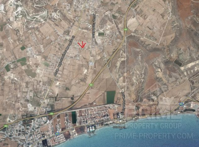 Cyprus property, Land for sale ID:8362