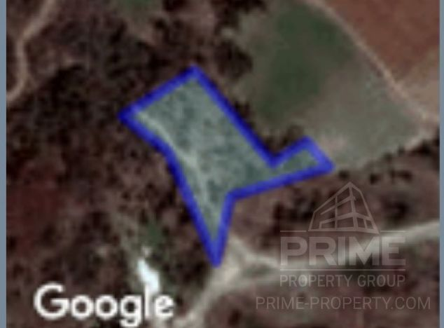 Cyprus property, Land for sale ID:8366