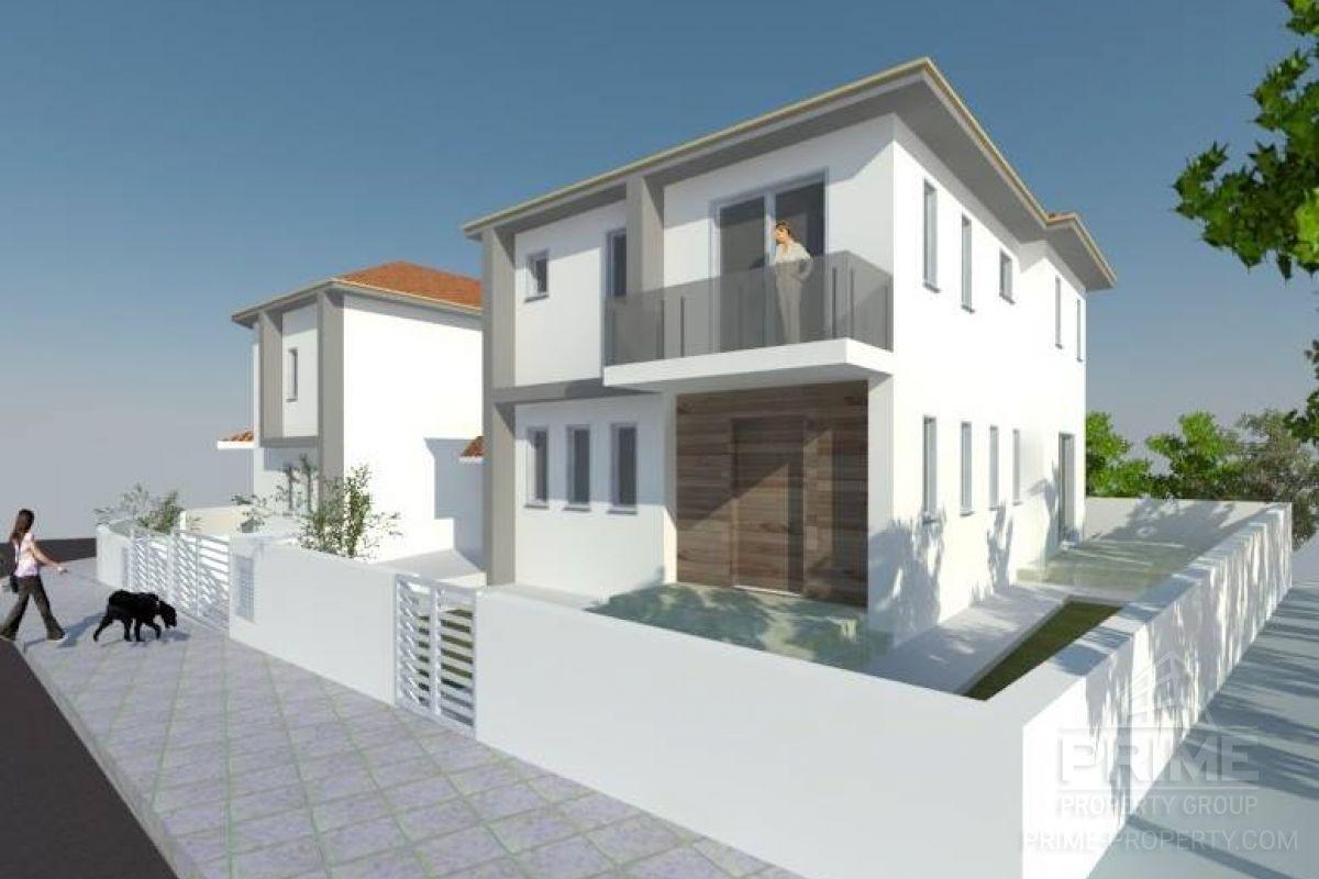 Предложение № 8372 - Larnaca, Villa 165 м2