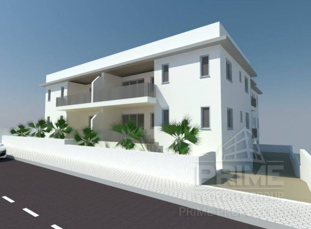 Cyprus property, Apartment for sale ID:8373