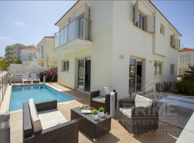 Cyprus property, Villa for holiday rent ID:8385