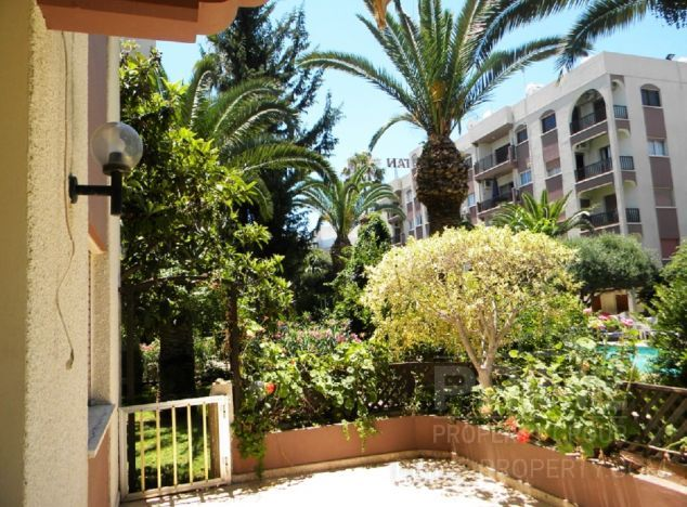Cyprus property, Garden Apartment for sale ID:8387
