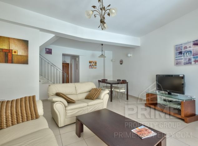 Cyprus property, Townhouse for holiday rent ID:8392