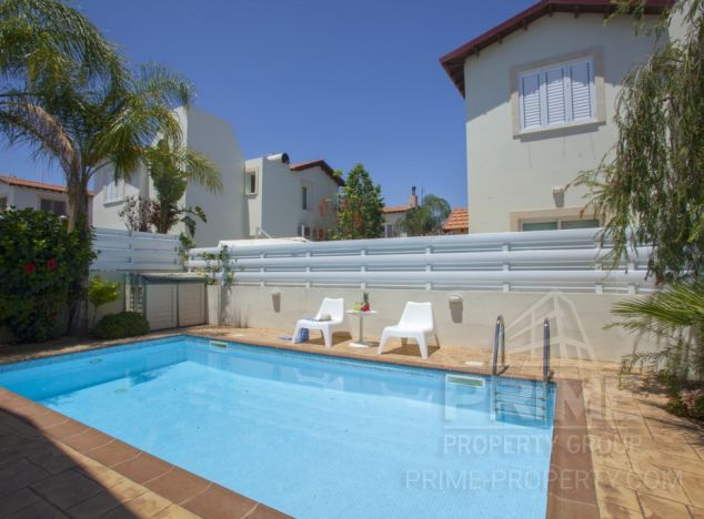 Cyprus property, Villa for holiday rent ID:8423