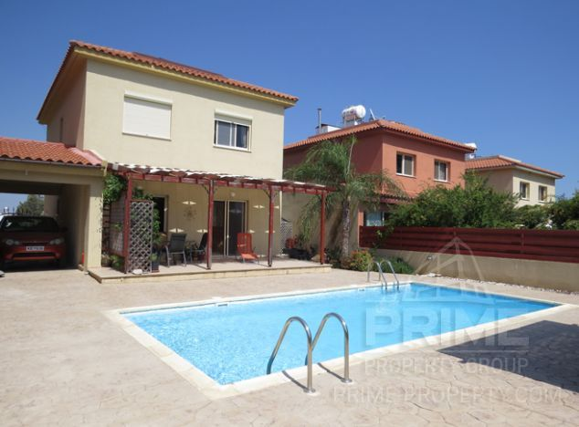 Cyprus property, Villa for sale ID:8426