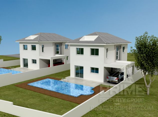 Cyprus property, Villa for sale ID:8439