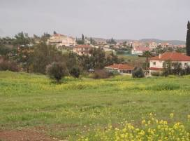 Cyprus property, Land for sale ID:8441