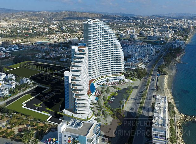 Cyprus property, Apartment for sale ID:8444