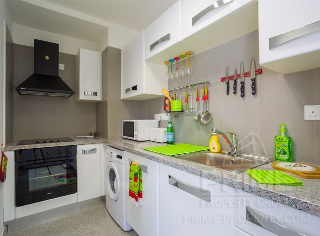 Cyprus property, Apartment for holiday rent ID:8453