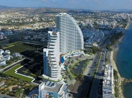 Cyprus property, Penthouse for sale ID:8467