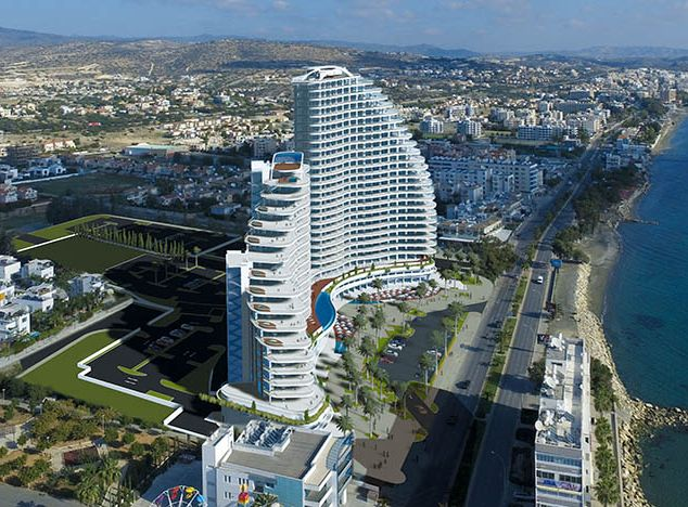 Buy Penthouse 8467 in Limassol