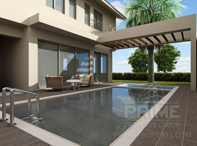 Cyprus property, Villa for sale ID:8480