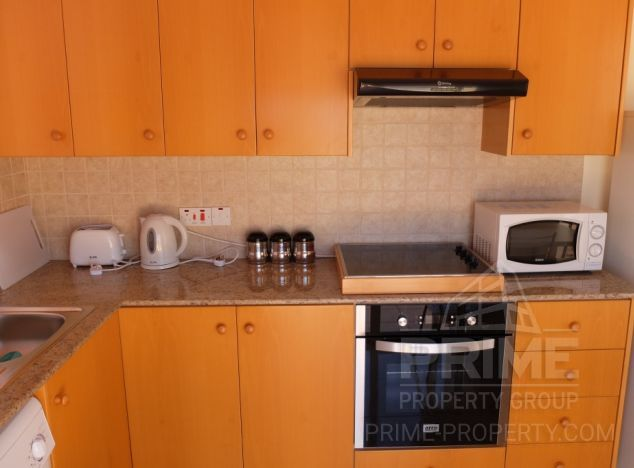 Cyprus property, Apartment for holiday rent ID:8496