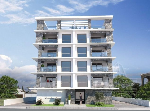Cyprus property, Apartment for sale ID:8516