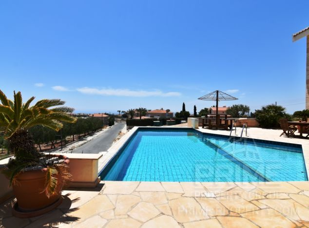 Cyprus property, Villa for sale ID:8523