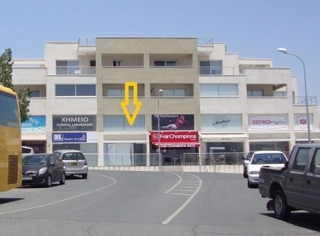 Shop 8528 on sell in Limassol