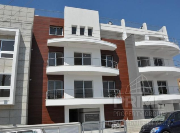 Cyprus property, Apartment for sale ID:854