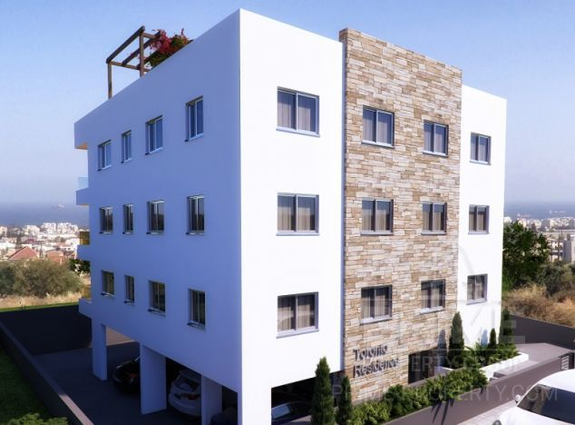 Cyprus property, Apartment for sale ID:8545