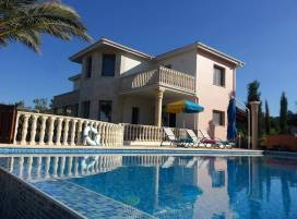 <br>Cyprus property, Villa for sale ID:8550