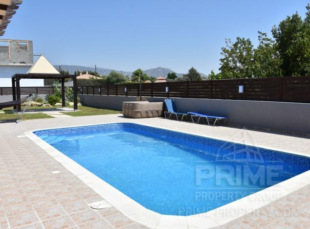 Cyprus property, Villa for sale ID:8553