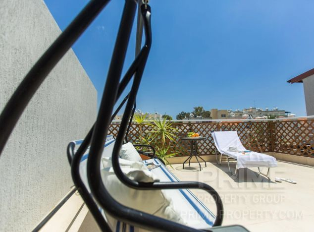 Cyprus property, Duplex for holiday rent ID:8570