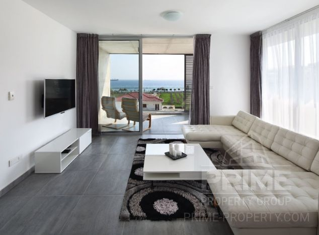Cyprus property, Penthouse for sale ID:8601