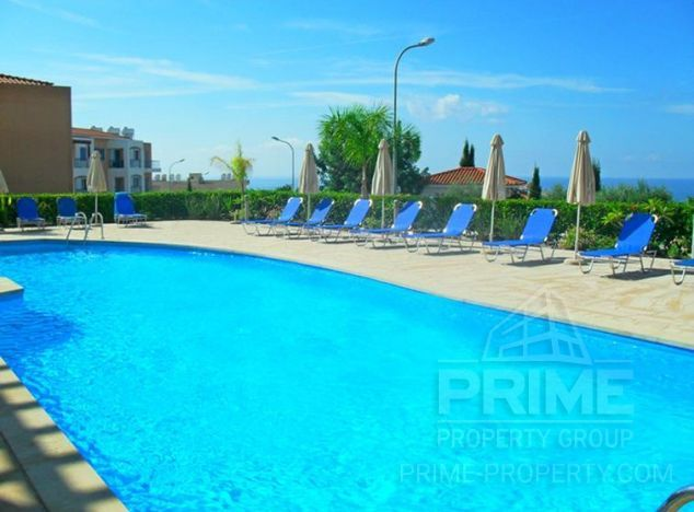 Cyprus property, Apartment for sale ID:8636