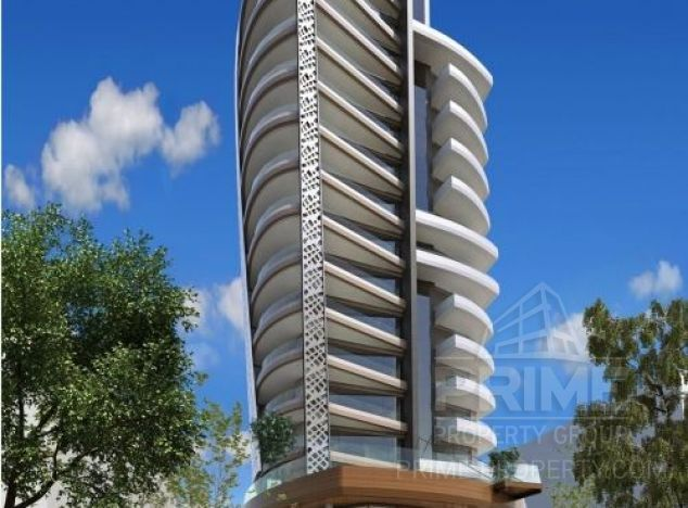 Cyprus property, Apartment for sale ID:8647