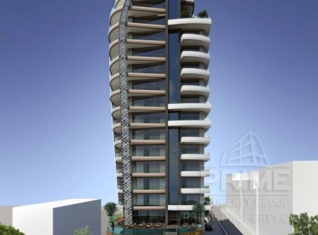 Cyprus property, Apartment for sale ID:8648