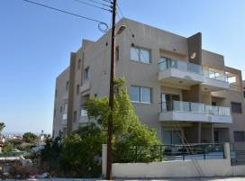 Cyprus property, Apartment for sale ID:8649