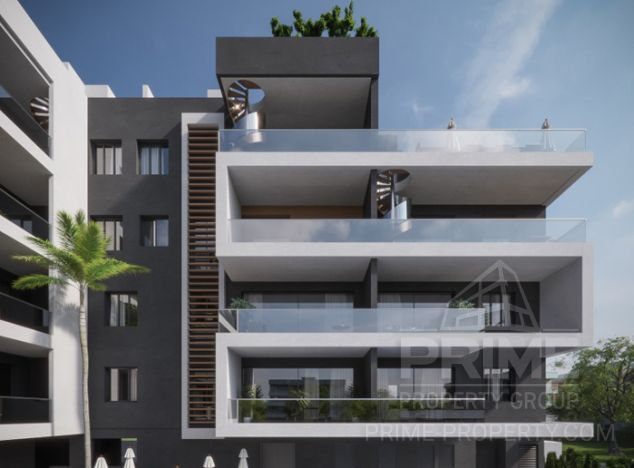 Cyprus property, Apartment for sale ID:8652