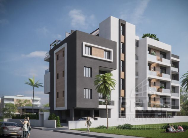 Cyprus property, Apartment for sale ID:8655