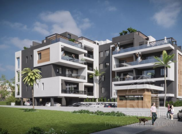 Cyprus property, Apartment for sale ID:8657