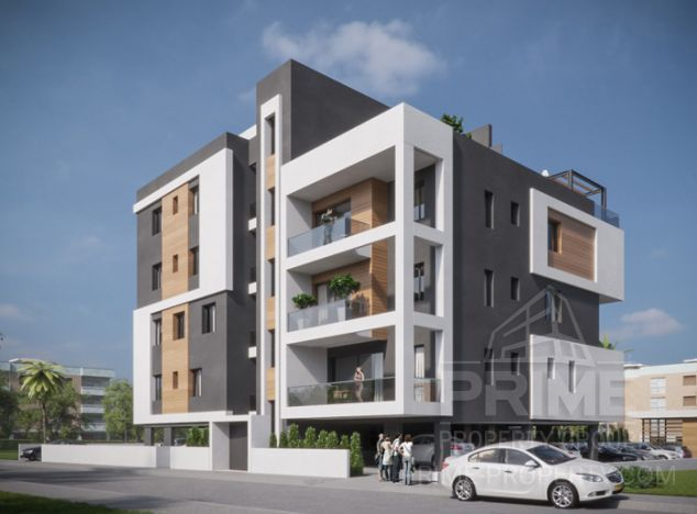 Cyprus property, Penthouse for sale ID:8663