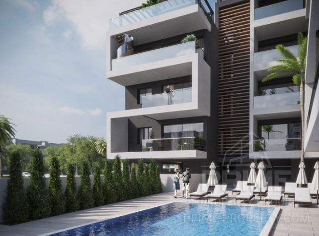 Cyprus property, Penthouse for sale ID:8664