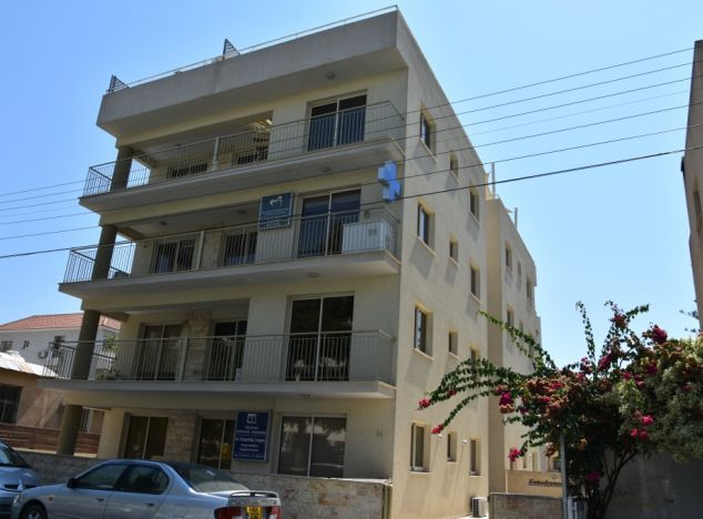 Garden Apartment 8668 in Limassol