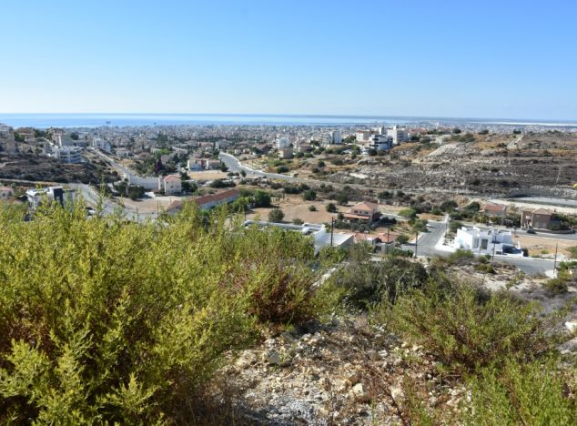 Land 8693 on sell in Limassol