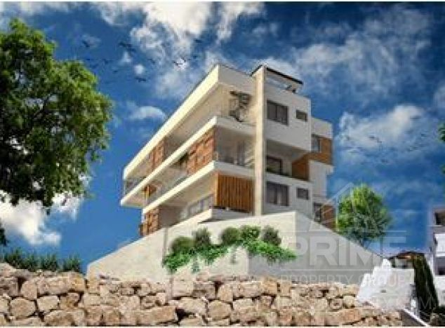 Property in Cyprus, Apartment for sale ID:8721