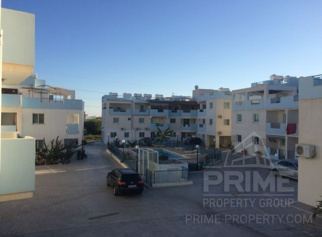 Cyprus property, Apartment for rent ID:8744