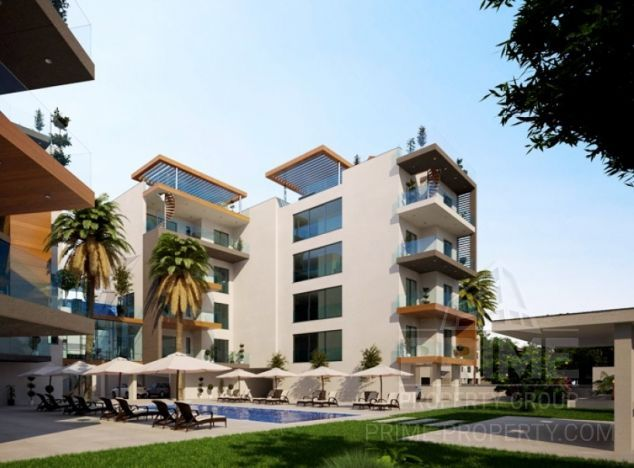 Cyprus property, Penthouse for sale ID:8750