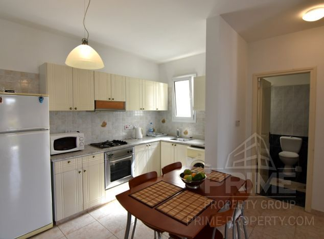 Cyprus property, Apartment for holiday rent ID:8786