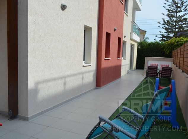 Cyprus property, Garden Apartment for sale ID:8812