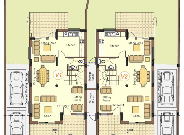 Buy Villa 8817 in Nicosia